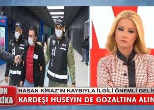 Müge Anlı'da aranan Hasan Kiraz'ın kaybında flaş gelişme! Canlı yayında gözaltına alındı