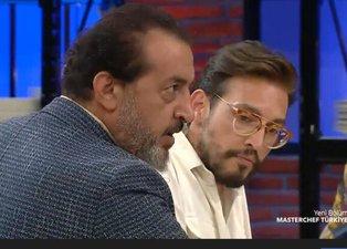 Masterchef yarışmacısı Barbaros Mehmet Şef'i çıldırttı! Yemeğini sunmayınca…