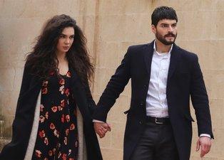Hercai dizisinin Miran Aslanbey'i Akın Akınözü sevgilisiyle şaşırttı!