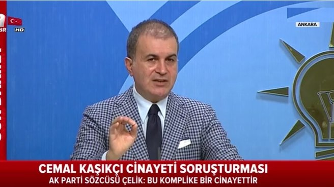 AK Parti'den flaş Cemal Kaşıkçı açıklaması