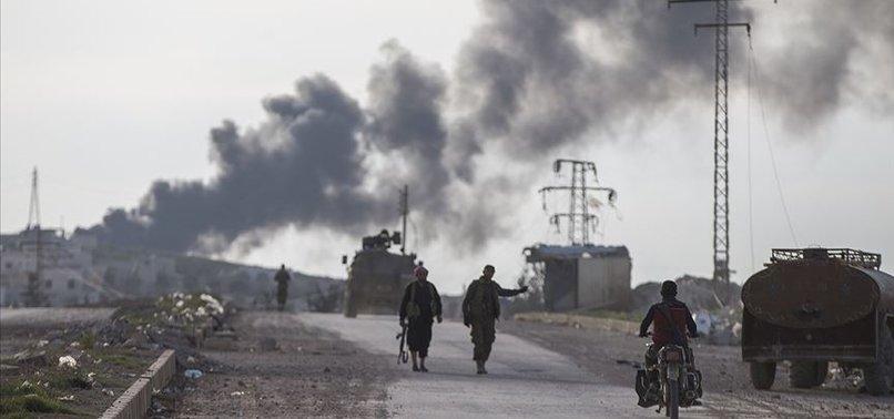 BAB'DA YPG/PKK SALDIRISI