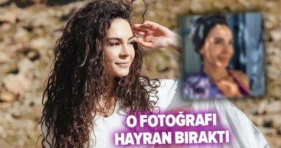 Hercai'nin Reyyan'ı Ebru Şahin'in makyajsız haliyle hayran bıraktı! Beğeni yağdı