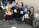HDP önündeki eylemde 9'uncu gün: Aile sayısı 23 oldu