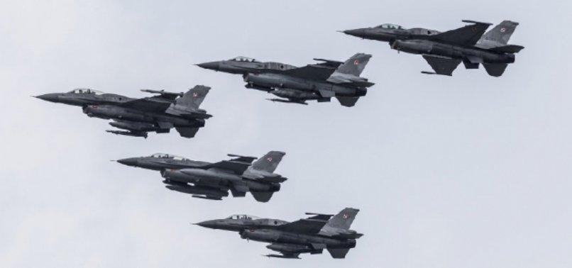 RUS UÇAKLARINI F-16'LAR 7 SAAT BOYUNCA TAKİP ETTİ