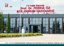 Son dakika: Sancaktepe Prof. Dr. Feriha Öz Acil Durum Hastanesi açıldı  Video