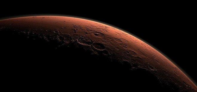 MARS'TA YENİ KEŞİF!
