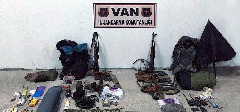 ÇATIŞMA ÇIKTI: 2 PKK'LI ÖLDÜRÜLDÜ