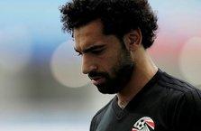 Mohamed Salah veda ediyor!