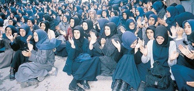 Postalların ezip geçemediği 28 Şubat mağduru kızların dillere destan başarıları