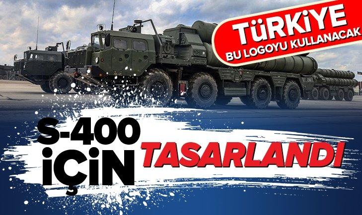 İŞTE S-400 FİLOSUNUN YENİ ARMASI