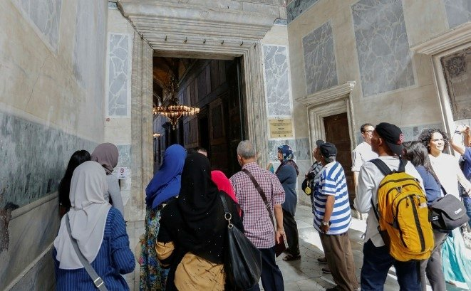 Bir ilk yaşanacak! İstanbul'a gelen turist sayısı İstanbul nüfusunu geçecek
