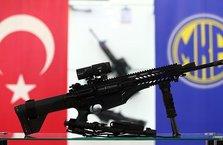 Türkiye'den milli piyade tüfeği 10'dan fazla ülkeye hediye edildi