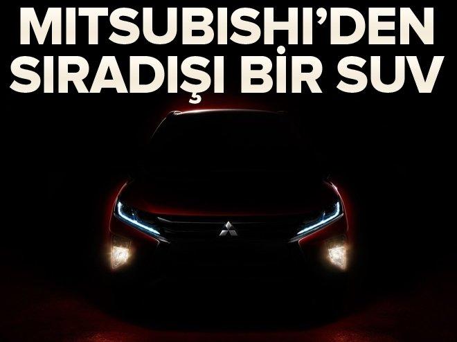 MİTSUBİSHİ'DEN SIRADIŞI BİR SUV