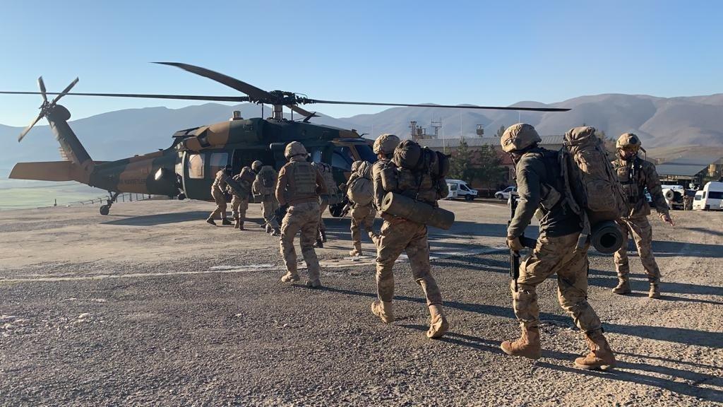 Yıldırım-11 Herekol operasyonu başladı! 1003 personel katılıyor