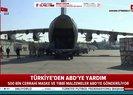 Son dakika haberi... Türkiye'den ABD'ye yardım |Video
