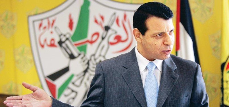 BAE'nin tetikçisi Dahlan örgütüne operasyon:Filistin'deki adamları tutuklandı