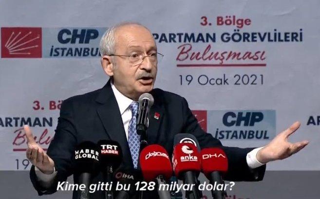 """ANALİZ - CHP'nin """"128 milyar dolar"""" çarpıtması! Ne amaçlanıyor?"""