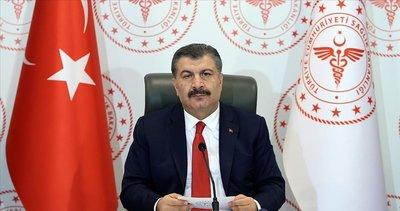 Sağlık Bakanı Fahrettin Koca'dan grip aşısı açıklaması