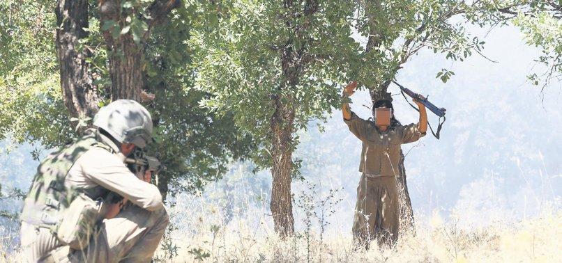 PKK'NIN HAİN PLANLARI PYD KURYESİNDEN ÇIKTI