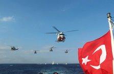 Türkiye'den gövde gösterisi