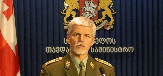 NATO'DAN RUSYA'YA GÜRCİSTAN ÇAĞRISI