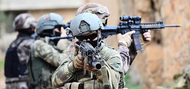 CEHENNEM DERESİ'NDE PKK'YA OPERASYON