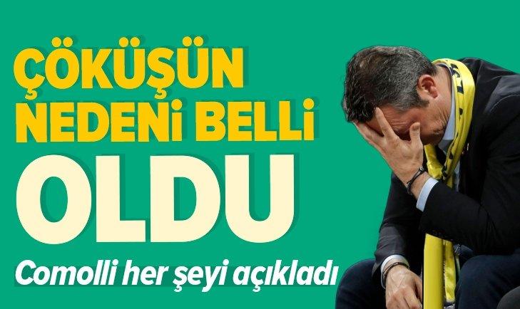 COMOLLİ'DEN ALİ KOÇ'A AĞIR GÖNDERME!
