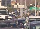 İzmirlilerin trafik çilesi