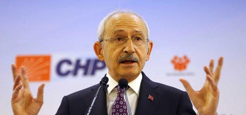 Kılıçdaroğlu yine bildiğiniz gibi! Önce 'neden yokuz' demişti şimdi 'ne işimiz var' dedi - A Haber Son Dakika Gündem Haberleri