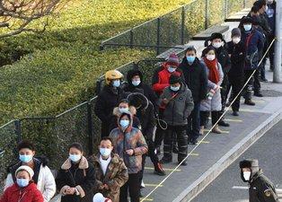 Çin'de yeni koronavirüs vakaları tespit edildi! Bir bölge karantinaya alındı