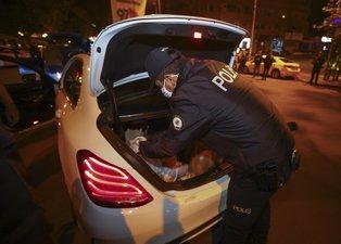 Ankara'da asayiş uygulamasında FETÖ firarisi yakalandı!