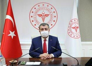 Sağlık Bakanlığı koronavirüs verilerini açıkladı! O bölge İstanbul'u 3'e katladı
