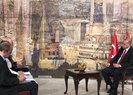 Başkan Erdoğan Reuters'a konuştu: Dikkat çeken S-400, F-35 ve Güvenli Bölge mesajı