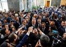Son dakika! Başkan Erdoğan: Dışarıdan dayatma ile kabine değişikliği olmaz