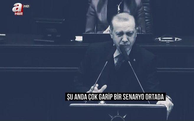 Cumhurbaşkanı Erdoğan liderliğinde CESUR OL TÜRKİYE!