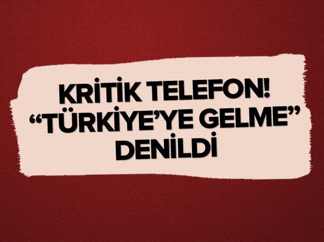 Bakan Çavuşoğlu: KDP'nin temsilcisine 'gelme' denildi