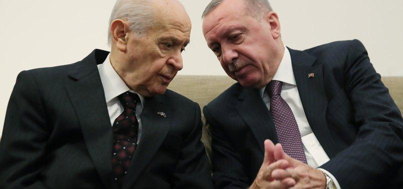 Son dakika: Başkan Erdoğan'dan kritik MHP kararı! Türk siyasi tarihinde bir ilk olacak
