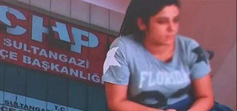 Yine CHP yine taciz tecavüz! Sözleri kan dondurdu