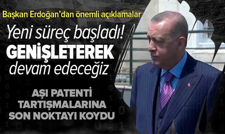 Son dakika: Başkan Recep Tayyip Erdoğan'dan cuma namazı çıkışı önemli açıklamalar