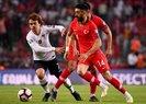 Fransa Türkiye maçı öncesi Şenol Güneşten çarpıcı sözler |Video