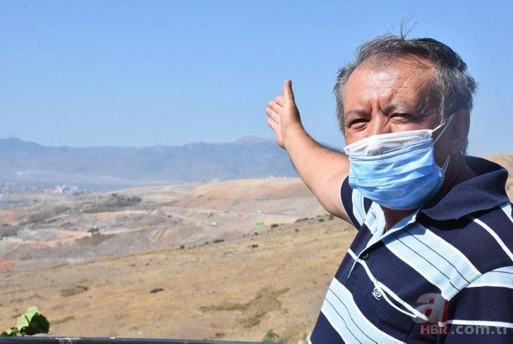 20 yıldır bitmeyen çöp çilesi! İzmirliler belediyeye isyan etti