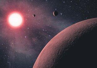 Bilim insanları dokuzuncu gezegeni tartışıyor