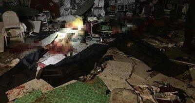 Afganistan'ın başkenti Kabil'de düğün salonunda patlama! Çok sayıda ölü var