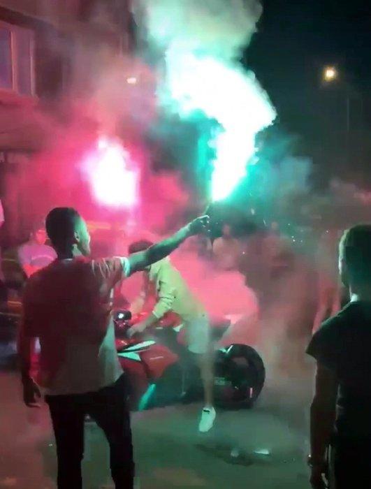 POLİS PEŞLERİNDE! İSTANBUL'DA ŞOK GÖRÜNTÜLER