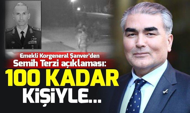 Mehmet Şanver'den Semih terzi açıklaması