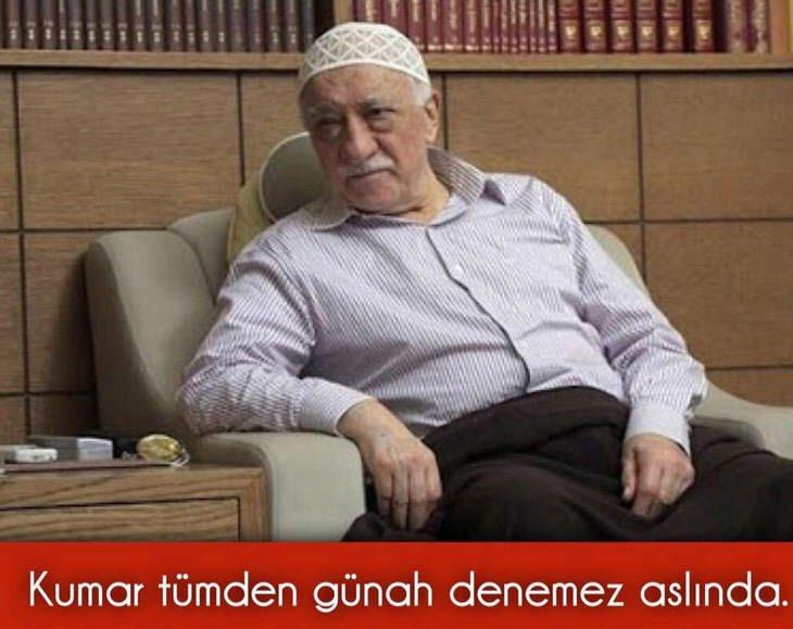 Fethullah Gulen Komik