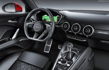 2019 Audi TT Coupe ve Roadster tanıtıldı