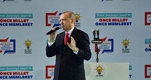 Başkan Erdoğan: Zafere koşacağız