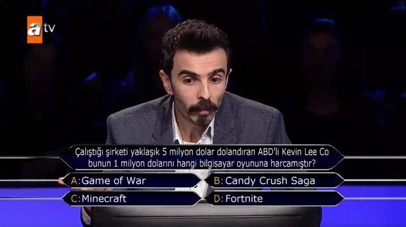 Kevin Lee Co'nun 1 milyon dolar harcadığı oyun sorusu çok konuşuldu! | Video