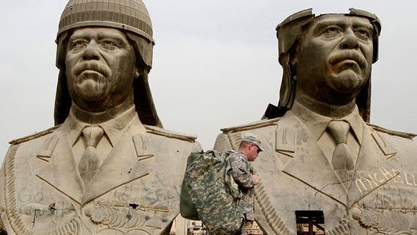 İtiraf gibi Saddam Hüseyin açıklaması